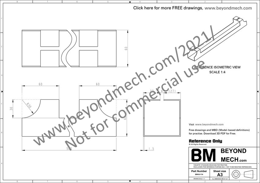Technical Drawings For Beginners