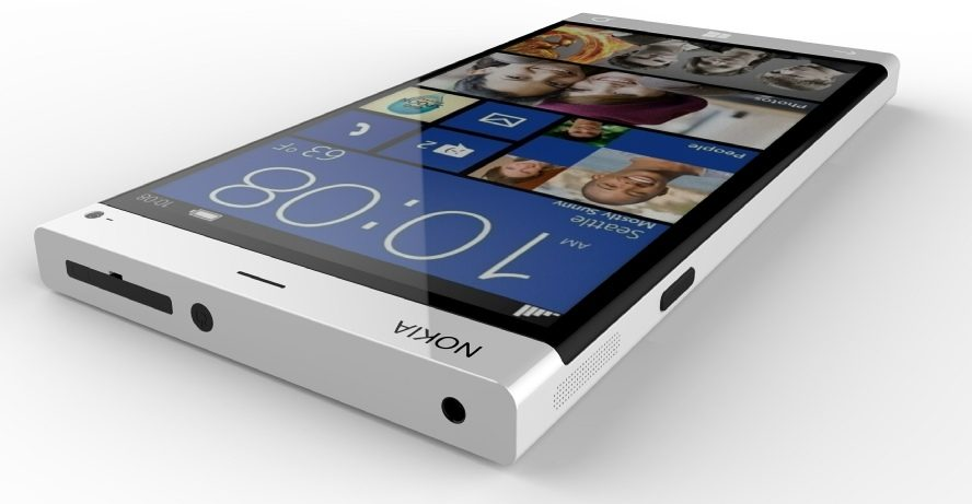 Nokia 's Upcoming Smart phone – Nokia Lumia Eos